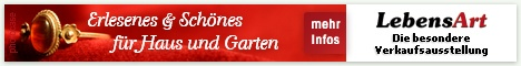 Garten-Events 2013 - LebensArt Messe